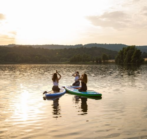 Cours SUP yoga home