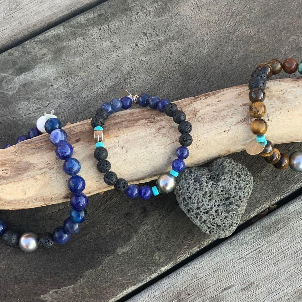 bracelets Perle Tahiti