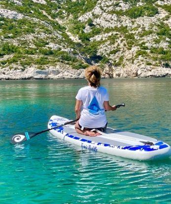 347 x 413 Home Paddle Tropic bleu